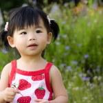 Asian child — Stock Photo #1378275