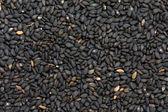 Black sesame — Stock Photo