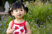 Asian child — Foto de Stock