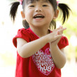 Stock Photo: Little Asian Chinese girl