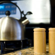 Salt And Pepper Shakers — Stock Photo #1412399