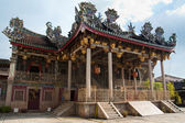 Majestic clan temple Khoo Kong Si — Stock Photo