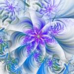 Bright fractal — Stock Photo