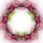 Bright fractal — Stock Photo #1481285