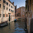 Venetian canals — Stock Photo