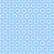 Royalty-Free Stock Vector Image: Seamless light blue pattern.