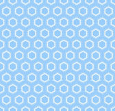 Seamless light blue pattern. — Stock Vector
