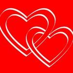 Valentine — Stock Vector