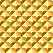 Seamless relief gilt pattern. — Stock Vector