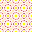 Seamless cheerful pattern. — Stock Vector #1497660