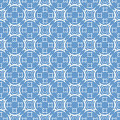 Seamless checked pattern. — Stock Vector