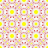 Seamless cheerful pattern. — Stock Vector