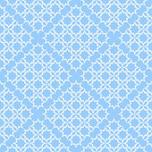 Seamless lacy checked pattern. — Stock Vector