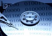 Harddisk — Stock Photo