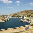 View over Balaklava Bay, Crimea, Ukraine — Stock Photo #1336508