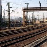 Railway — Stock Photo #1336997