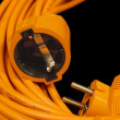 Stock Photo: Extension Cable