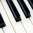 Stock Photo: Piano