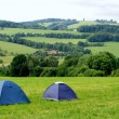 Tents — Stock Photo