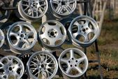 Rims — Stock Photo