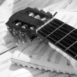 Guitar - Stockfoto