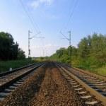 Rails — Stock Photo #2325299