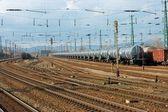 Ferroviária — Fotografia Stock