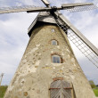 Windmill on hill — Stock Photo #1409863