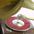 Royalty-Free Stock Photo: Retro gramophone