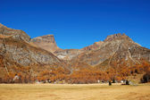 Hill landscape — Stock Photo