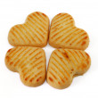 Heart shaped cookies — Stock Photo #1340871