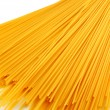 Dried spaghetti — Stock Photo