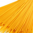 Dried spaghetti — Foto de Stock