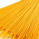 Сухих спагетти — Стоковое фото