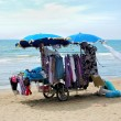 Beach vendor — Stock Photo #1341265