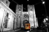 Lisbon tram — Stock Photo