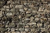 Mur z kamieni — Zdjęcie stockowe