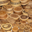 Stock Photo: Products from a birch bark