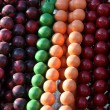 Stock Photo: Color bead