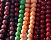 Color bead — Stock Photo