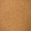 Burlap background texture — 图库照片