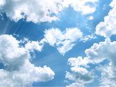 Heavenly heart II — Stock Photo