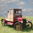 Old car — Stock Photo #1366682