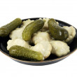 Pickled vegetables — Stock Photo