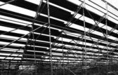 Part of the construction structure. — Stock Photo