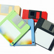 Floppy disk — Stock Photo