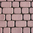 Sidewalk tile — Stock Photo