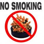 No smoking! — Stock Photo