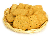 Crackers — Stock Photo