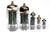 Vacuum tubes — Stock Photo
